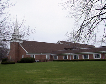 Colonial Woods Missionary Church