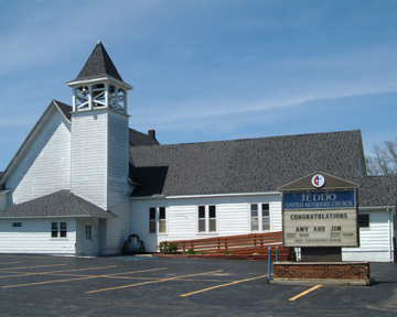 Jeddo United Methodist Church