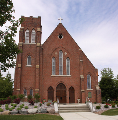 St. Mary's Parish Church - St. Clair, Michigan
